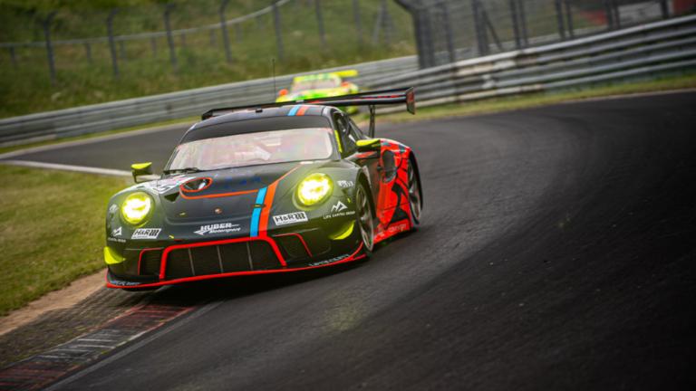 NLS-2020-Lauf-1-Huber-Motorsport-Porsche-911-GT3-R-Nr.25